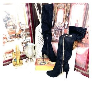 Shi by journey knee high boot